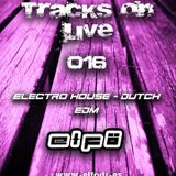 Elfö Dj - Tracks on Live 016
