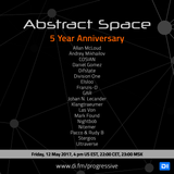Abstract Space 5 Year Anniversary (May 2017)