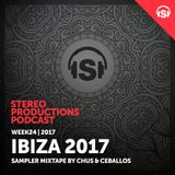 WEEK24_17 Ibiza 2017 Sampler by Chus & Ceballos