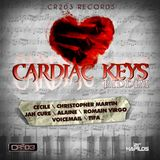 Cardiac Keys Riddim Mix Promo (ZJ Chrome - CR203 Rec.-2013) - Selecta Fazah K.
