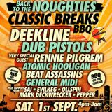 Ollspin - Hot Cakes and NSB Radio present Back To The Noughties - Saturday 1st September 2018