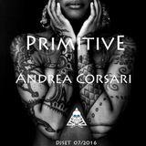 PrimitivE - DJ Andrea Corsari (djset 07/2k16)