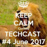Commu - Techcast#4 June 2017