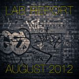 Lab Report August 2012