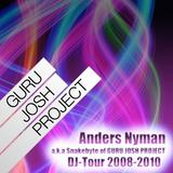 Guru Josh Project (Anders Nyman aka Snakebyte) Best of Dj-Tour 2008-2010