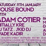 House-Bound promo mix for buddha lounge 11/01/2014 36-38 North St, Romford RM1 1BH