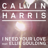 Calvin Harris ft Ellie Goulding - I Need Your Love (Proxy Edit)