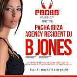 B JONES - LIVE SET PachaAgency@LoftBar Debrecen[17-01.15 Hungary]