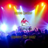 DISCO HOUSE Groove the Beat 01 2018 - Dj Pita B