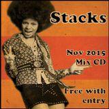 Stacks - Mix CD November 2015