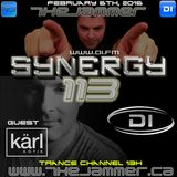The Jammer - Synergy 2016 Podcast 02 Feat. Karl K-Otik[EPISODE 113]