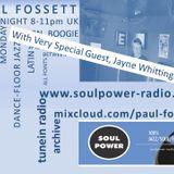 Paul Fossett and Jayne Whittingham - The Session 110618