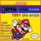 Club Tunes 1991 die erste