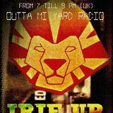 IrieUp RadioShow (5.06.2016) RootsPusher & I-Tan Kleto Selections @ OuttaMiYardRadio.net