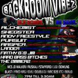 Backroom Vibez 5th April 2014 - DJ Jim & Mc's Mrc B2B Xtc @ Miners & Diners, Chesterfield