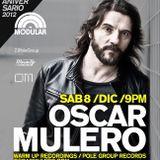 Oscar Mulero - Aniversario Modular 2012@SMAC