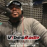 The Talk Up #2 - Ray Large
