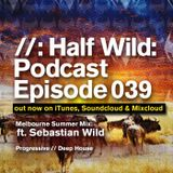 Half Wild: Podcast || Episode 039 // Melbourne Summer Mix