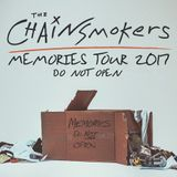 The Chainsmokers - Live @ Memories Tour 2017 Do Not Open (San Diego, United States) - 08.05.2017