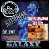 Country Halloween Mix Tape Rod DJ Daddy Mack(c) Oct 2017