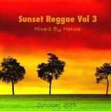 Sunset Reggae Vol 3 (Oct 2015)