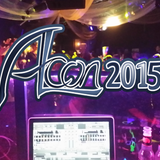 Pop Asia Party - Alcon 2015