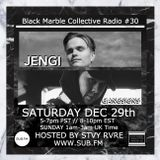 BMC Radio #30 with Jengi & Gangsigns // Last Show of 2018