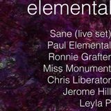Live Set for Elemental