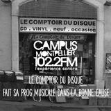 La Bonne Cause 02/06/15; Le Comptoir du disque fait sa prog !