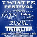 30 ABRIL..LET'S GET TWISTED!
