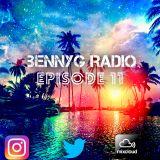 BennyG Radio- Episode 11 Ft. Axwell /\ Ingrosso, Eric Prydz, Nicky Romero, Martin Garrix, & More