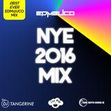 EDMUCO NYE 2016 Mix DJ Tangerine piece