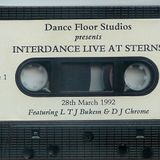 LTJ BUKEM & DJ CHROME - Sterns 28.03.92