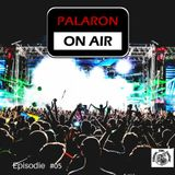 Podcast Palaron ON AIR #05 Dj Alex T.