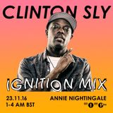 Annie Nightingale - Clinton Sly Ignition Mix (EDM, BASS MUSIC)