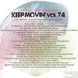 Angel Monroy Presents Keep Movin' 74