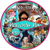 (NAcc) Mi Merienda Mix'17 (Special Spanish Cartoon TV 80's-90's)