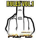 Dj Papis Fuck Rules Vol.1 Mixtape
