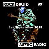 Rock Druid #51 - 1st September 2018