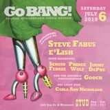 e'Lish at Go BANG! July 2019
