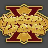 Dj Brown Breaks MASTER TAPE 2012 (Master Crews 10 anos)