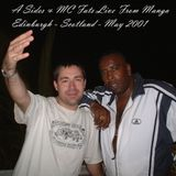 A Sides & MC Fats Live From Manga - Edinburgh - May 2001