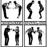 ROCK STEADY SKA, GO!