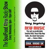 Soulfood Xtra | Sugaray | 15.08.18 | SoulradioUK