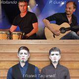 P.Guidat_P.Rollando Duo + I Fratelli Tarzanelli à la maison de l'Oradou 2016 (Up Front)