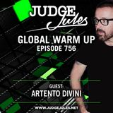 JUDGE JULES PRESENTS THE GLOBAL WARM UP EPISODE 756