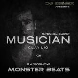 Dj EvoLexX–Monster Beats Radio Show Guest Mix by Clay Lio #4 (Radio Input)