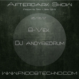 The Afterdark Show presents dj andyredrum