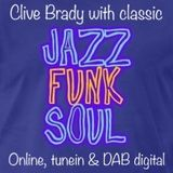 70s 80s Jazz Funk Soul Show - With Clive Brady - 21st Jan 2017 - UK Syndicated Radio
