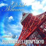 Soundwaves from Tokyo #021 mixed by DJ TOKYO feat. Ciaran McAurey